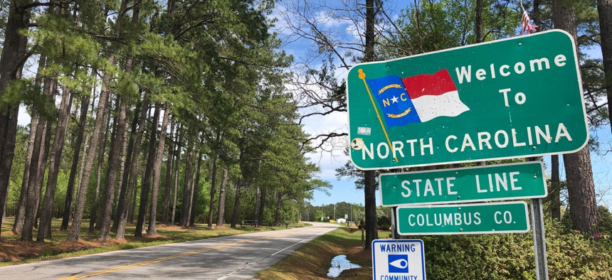 North Carolina's governor is enjoying strong public approval for his handling of the coronavirus outbreak.