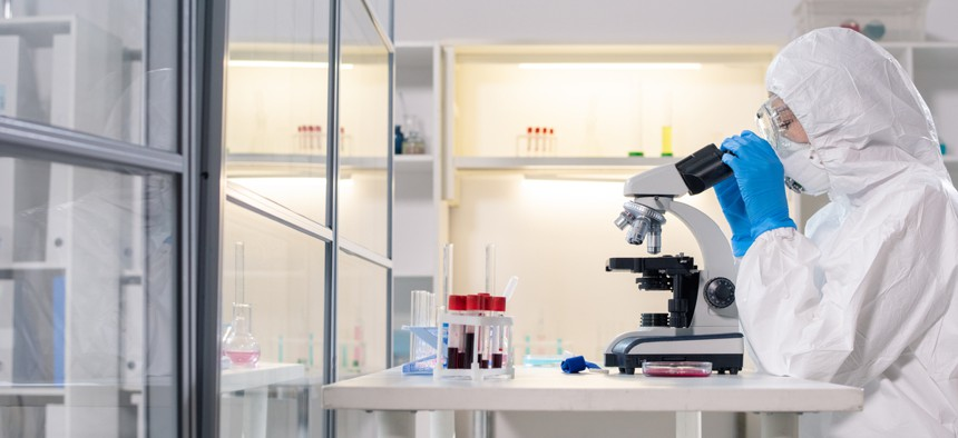 In many places, antibody testing programs initially slated to test hundreds or thousands have been scaled back or put on hold.