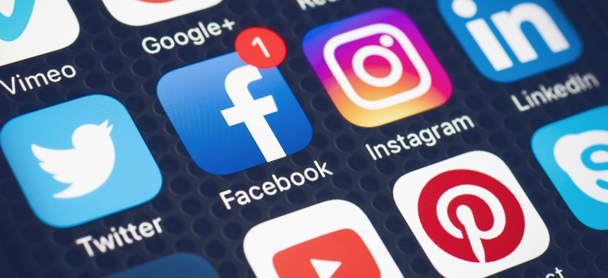 Social media is a valuable tool for state and local government officials to communicate during the pandemic.