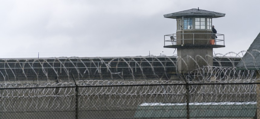 Jails and prisons are a hotbed for coronavirus infections.