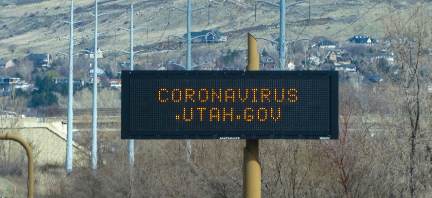 Initially, Utah acted decisively to try and stop the spread of the coronavirus.