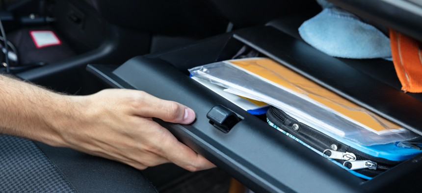 The proposal would also do away with a requirement that drivers carry a physical copy of their vehicle's registration. Police officers would have to verify the registration remotely.