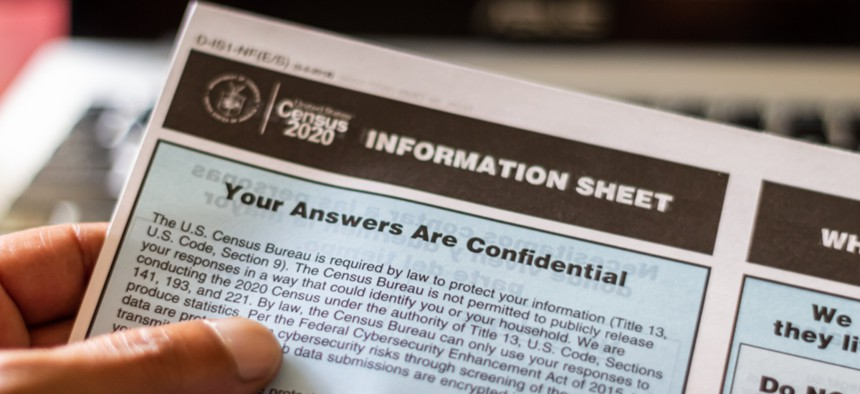 Many U.S. citizens who live in rural or tribal areas and are wary of answering census questions leave a limited paper trail.
