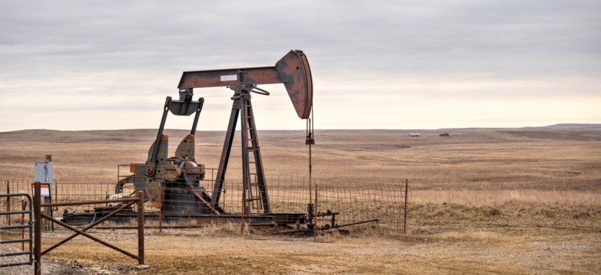 States with an inventory of abandoned wells have long clamored for federal funding to help with such cleanups.