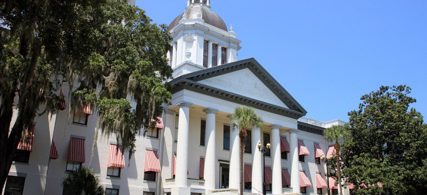 The Florida legislature could play a role in deciding the 2020 presidential election.
