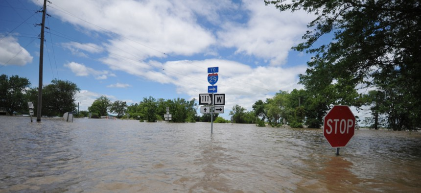 Sharing services could help states and locals more efficiently recover from a disaster.