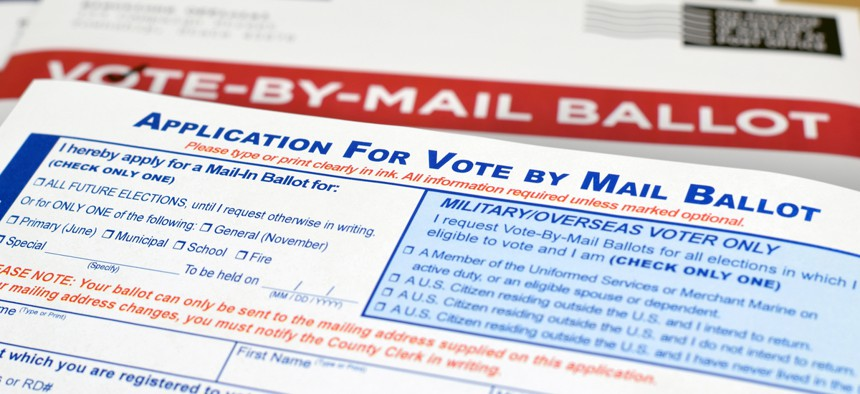 Pennsylvania voters have been baffled by unclear or inaccurate information on the state's ballot-tracking website, and by a wave of mail ballot applications from political parties and get-out-the-vote groups.