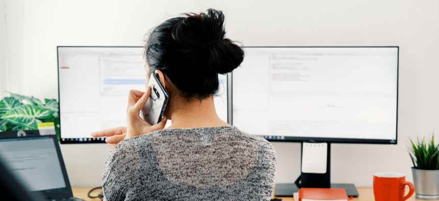 State chief information officers anticipate expanded work from home to be a leading IT trend post Covid-19. A main theme of the virtual annual NASCIO conference focused on CIOs expectations for the future of state IT operations.