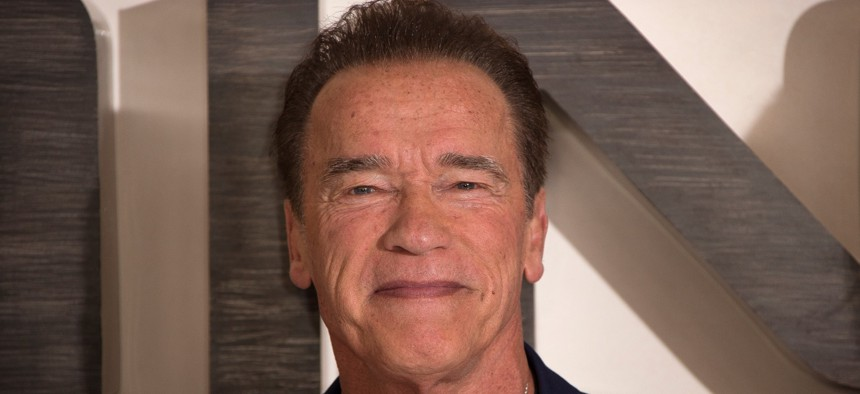 Arnold Schwarzenegger, an actor, businessman and former Republican governor of California, is funding grants to open polling places in Southern states ahead of the presidential election.