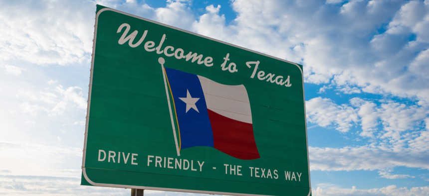 """Texas is being inundated with election disinformation caused by a new form of journalism known as """"pink slime."""""""