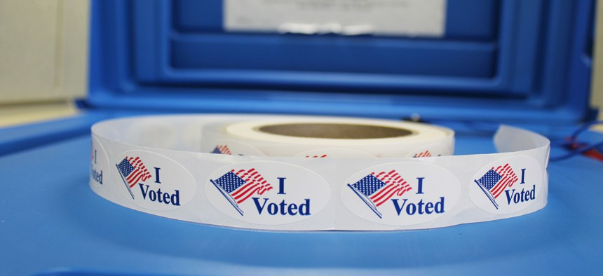 Election officials in Halifax County, North Carolina, have reduced the number of polling places by a quarter since 2012.