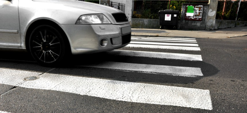 Penalties would apply only to cars illegally obstructing bus or bike lanes, crosswalks, sidewalks or fire hydrants, and only within a certain distance of a school.