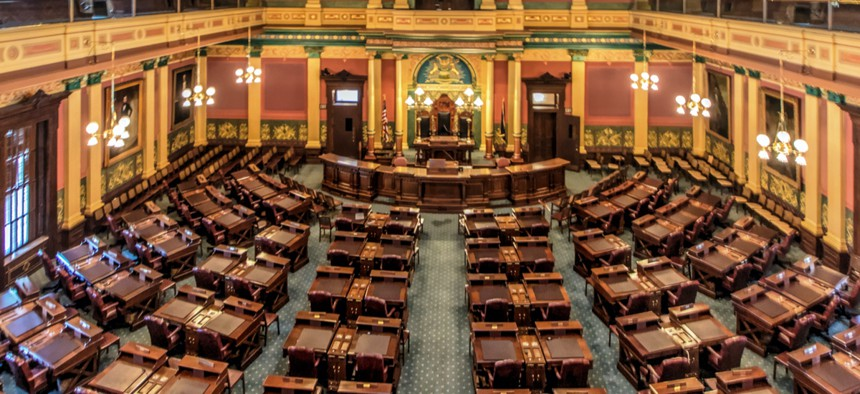 The bill, passed by lawmakers in Michigan, was part of a package of criminal reform legislation.