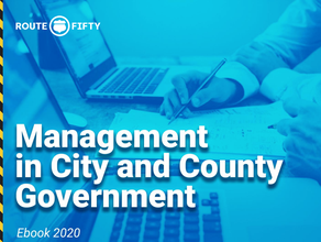 Management in City and County Government