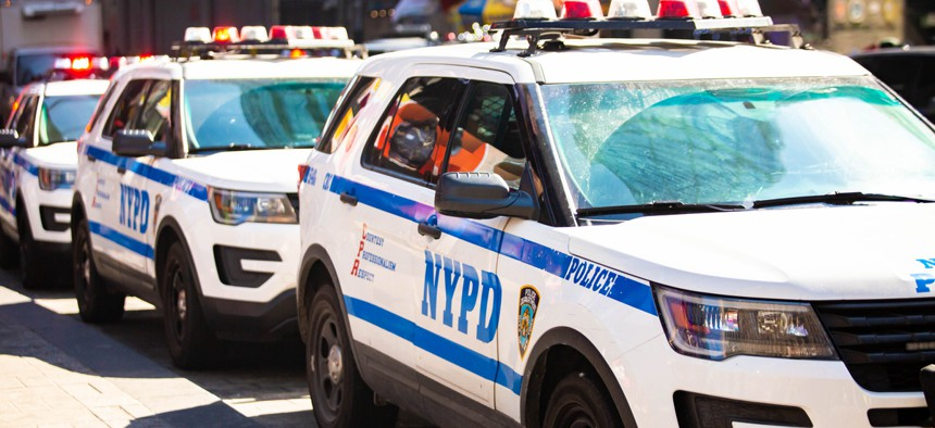 A group of New York lawmakers are calling on the New York Police Department to stop all undercover operations that aim to arrest sex workers or their clients.