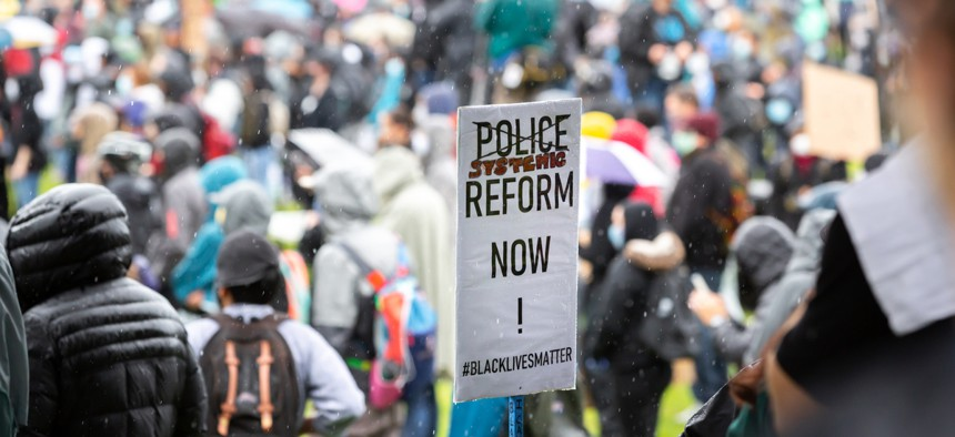 Lawmakers have tried to repeal the statute before. The latest attempt came after nationwide protests over the death of George Floyd in police custody in Minneapolis.