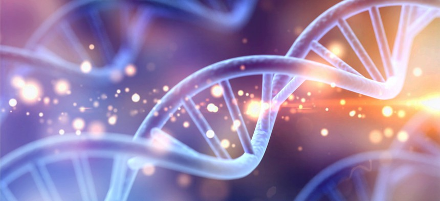 A new type of software can help crime labs better interpret DNA evidence.
