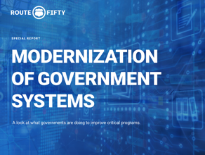 Modernization of Government Systems