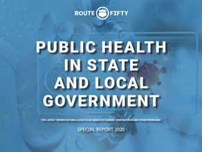 Public Health in State and Local Government