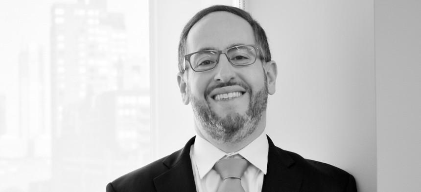 Surveillance Technology Oversight Project Founder and Executive Director Albert Fox Cahn
