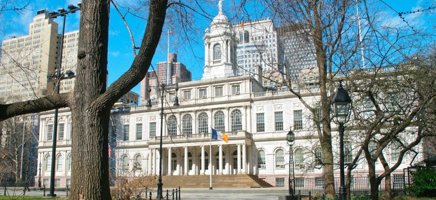 The New York City Council aides who banded together to form a union have gotten their approval.