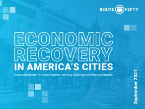 Economic Recovery in America's Cities
