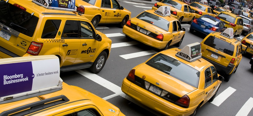 """""""City taxis need an app of their own to compete,"""" says New York City Council member Ben Kallos"""