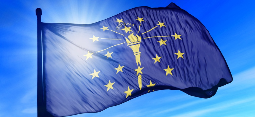 """""""Composite materials are revolutionizing the manufacturing sector, especially in Indiana,"""" said Victor Smith, Indiana Secretary of Commerce."""