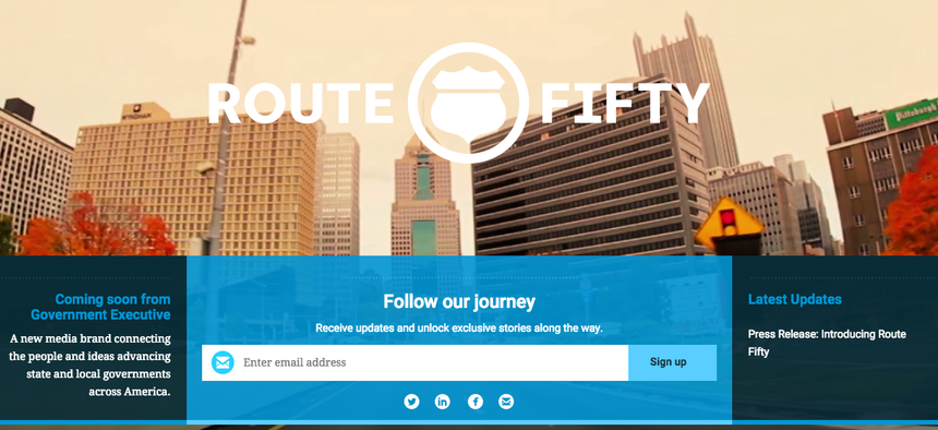 Soon, GovExec State & Local will have a new home at RouteFifty.com.