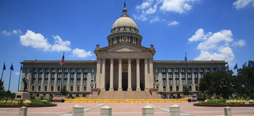 Oklahoma's gift-giving law is broad and open to lobbyist abuse.