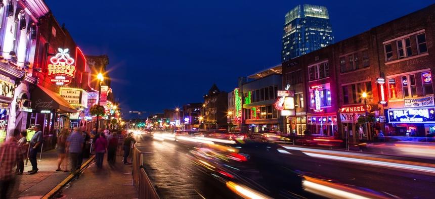 Nashville, Tennessee.