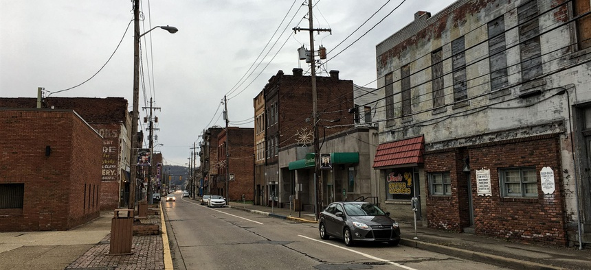 Donner Avenue in Monessen, Pennsylvania