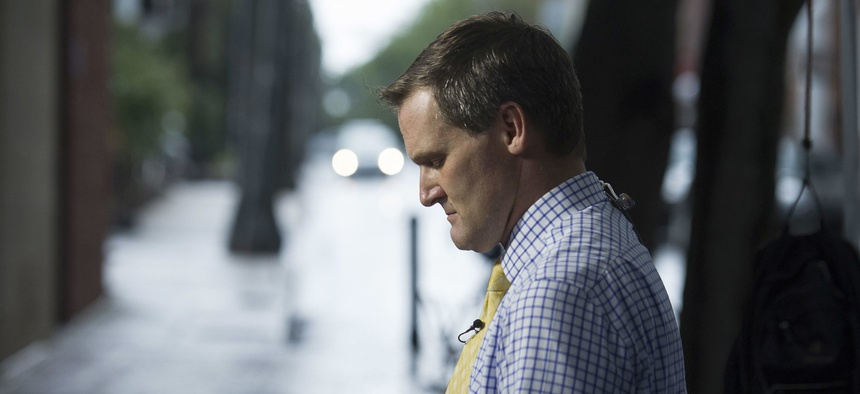 Charlottesville Mayor Michael Signer