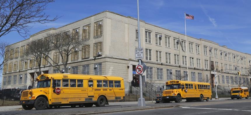 Proposed legislation would mandate national training standards for school-based officers.