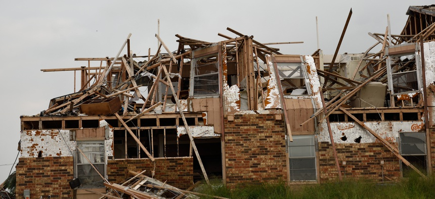 The report focuses on Hurricane Harvey recovery in Texas, but says the results are applicable nation-wide.