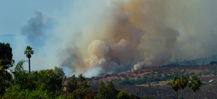 Two of the last three years have seen historic amounts of land burned across the U.S.