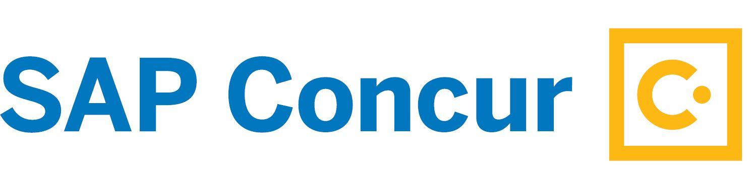 SAP Concur's logo