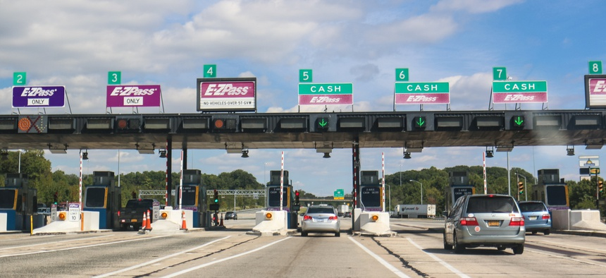Highway tolls vary based on where you purchased your e-pass.