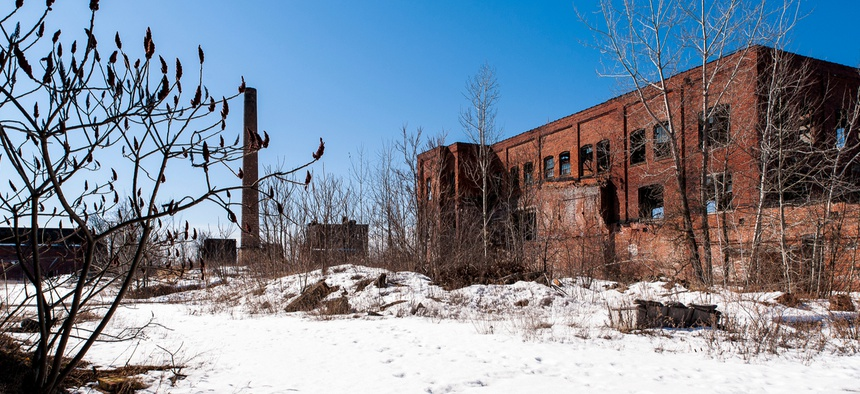 Youngstown, Ohio, has served as a poster city for deindustrialization.