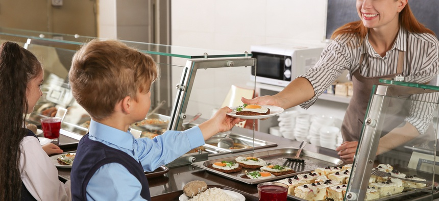 The USDA program was established with the central goal of improving academic performance and nutrition among students.