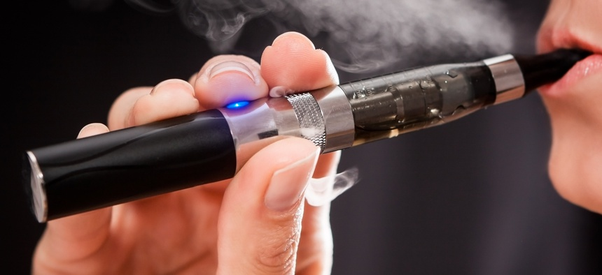Michigan is the first state to ban outright flavored e-cigarettes, though other states also restrict youth access to e-cigarettes in general.