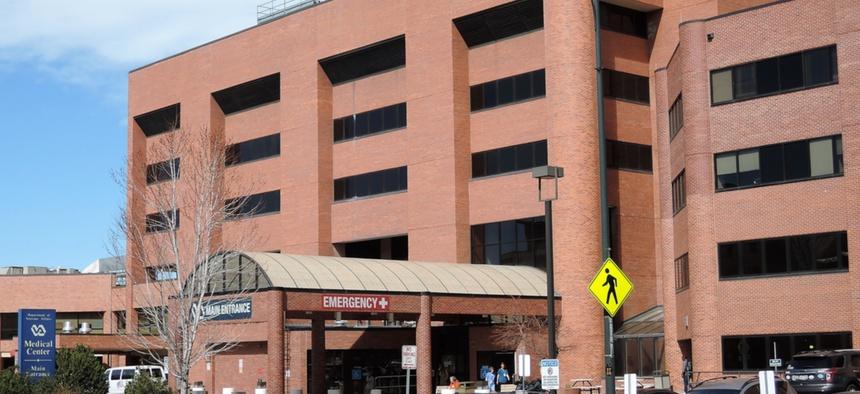 A hospital in Denver.