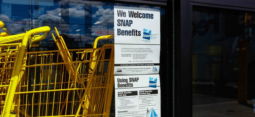 The federal poverty level is used to help determine eligibility for the Supplemental Nutrition Assistance Program, or SNAP, and other benefits.