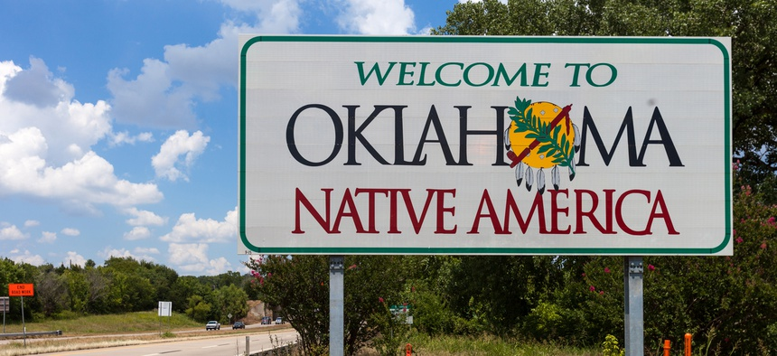 The U.S. Supreme Court has again agreed to review a case that would determine whether tribal reservations were officially terminated in Oklahoma or whether a large amount of the state is still Indian country.