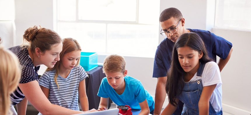 Afterschool keeps kids out of trouble and helps them build strong learning habits.