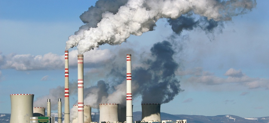 American coal consumption plunged last year, reaching its lowest level since 1975.