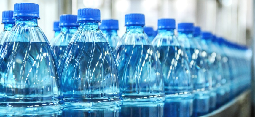 Washington state, land of sprawling rainforests and glacier-fed rivers, might soon become the first in the nation to ban water bottling companies from tapping spring-fed sources.