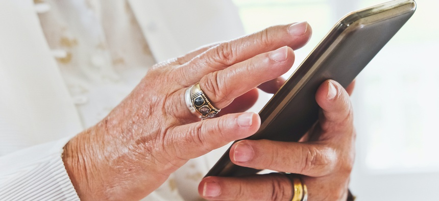 Participants in the voluntary program receive an automated call each day. If they don't answer within three attempts, the state contacts an alternate person, or law enforcement, to check in.