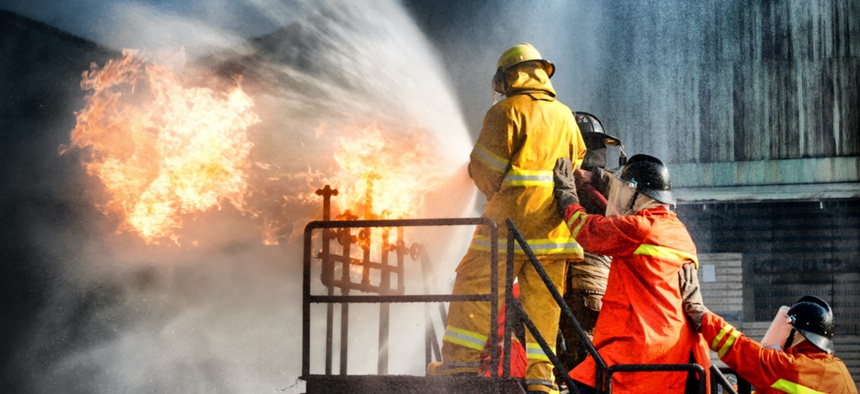Fundraising is particularly crucial for volunteer fire departments, which comprise more than two-thirds of all departments in the country.
