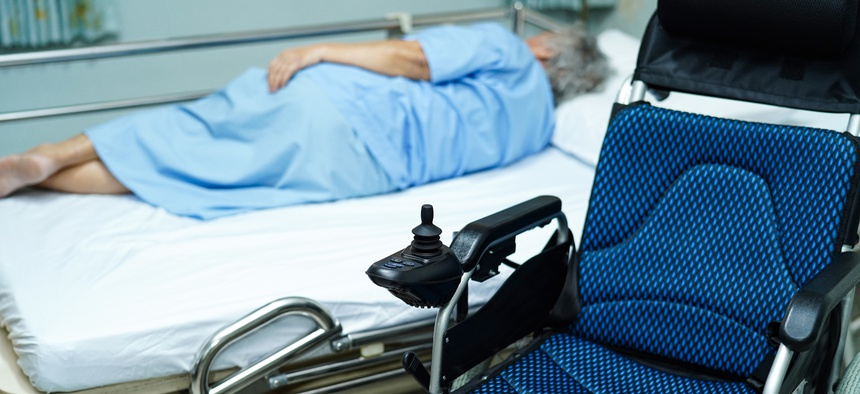 Nursing home residents have made up two-thirds of the deaths due to coronavirus in Pennsylvania.